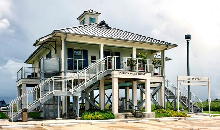 Johnson Bayou Library