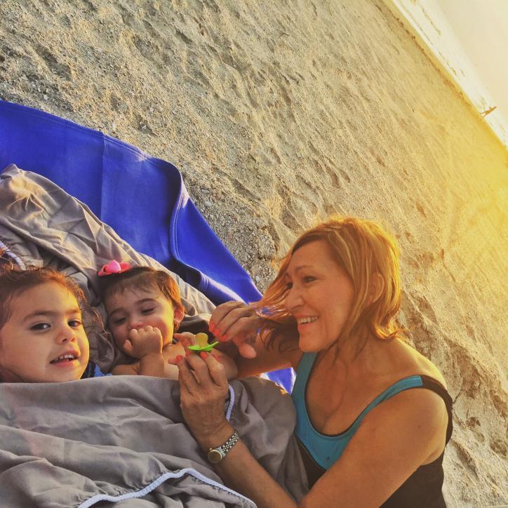 Nanette Fontenot sunset beach