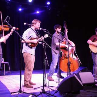 Tuesday Bluegrass Sessions hosted by Rob Parks and Friends