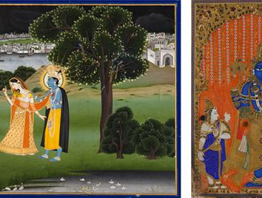 Courtly Pleasures: Indian Miniatures from the Permanent Collection
