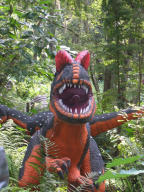 Dino World: Tampa Florida Attractions