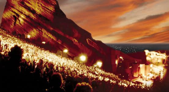 red rocks park amp amphitheatre