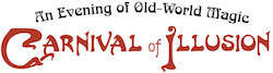 Carnival of Illusion Logo