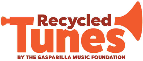 Recycled Tunes - Instrument Drive & Live Music!