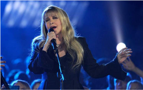 Stevie Nicks, The Pretenders