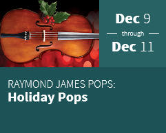 Holiday Pops ‑ The Florida Orchestra