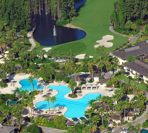 Saddlebrook Resort Seasonal Meeting Offer