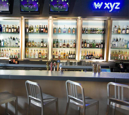 10% off your purchase at XYZ Lounge.