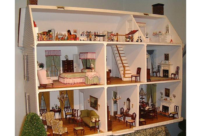 Miraculous Museum Of Miniature Houses Other Collections Largest Home Design Picture Inspirations Pitcheantrous