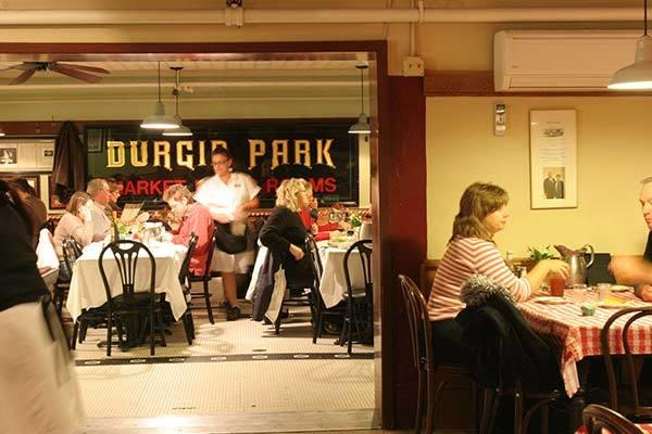 Durgin Park Restaurant at Faneuil Hall Marketplace