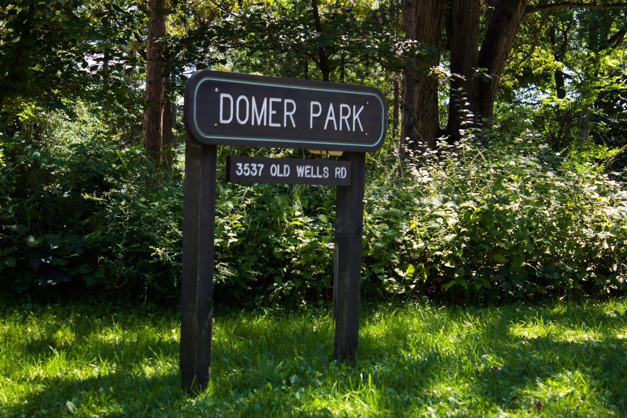 Domer Park Eau Claire WI