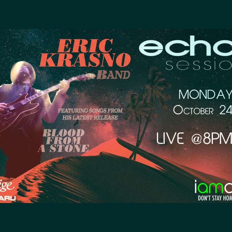 Eric Krasno Band Echo Sessions
