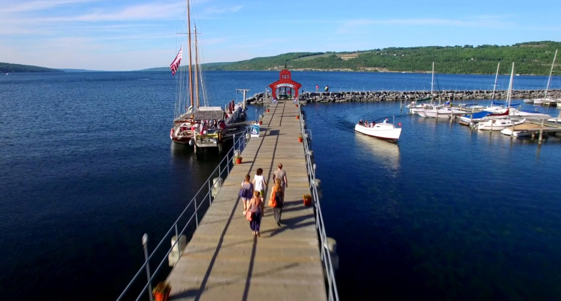 Official Travel And Tourism Information For Finger Lakes