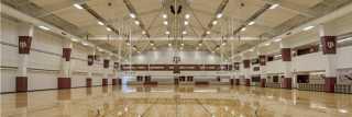 Indoor gymnasium