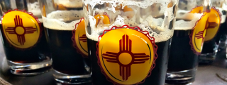 New Mexico Beer Glasses