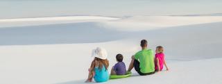 White Sands Family
