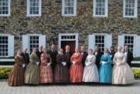 Civil War Dance Class