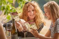 Playing Pinot Bingo at Iris Vineyards by Turell Group