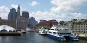 Cruises at Boston Harbor