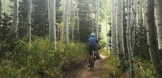 What to Pack for Mountain Biking blog header