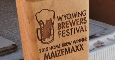 wyoming brewers festival home brew winner