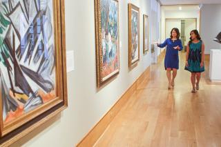 Des Moines Art Center Galleries Exhibits