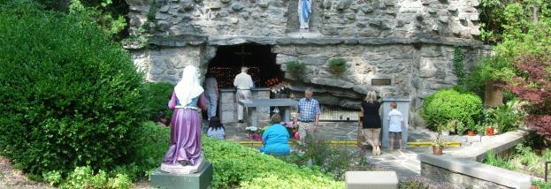 Seton Grotto