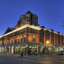 City Market Building Downtown Roanoke