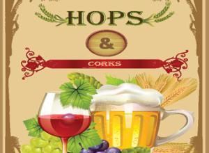 Hops & Corks