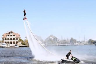 GO FLYBOARD: Louisiana's Northshore