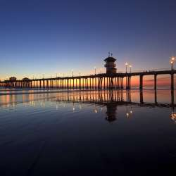 Beaches and Pier