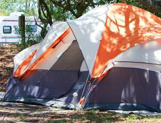 Great Camping Spots for a Festive Family Getaway