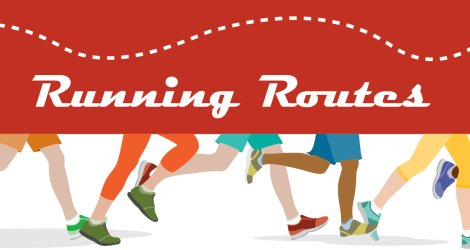 Fall Running Routes