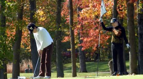Fall Foliage - Unique Ways - Golf