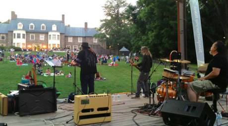 OUTDOOR CONCERTS - ABINGTON ART CENTER