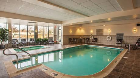 Hotels With Indoor Pools Valley Forge Montgomery County