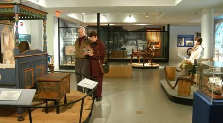 MUSEUMS - SCHWENKFELDER LIBRARY & HERITAGE CENTER