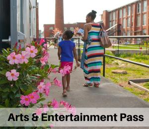 Art & Entertainment Pass