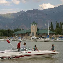 Utah Lake Marina