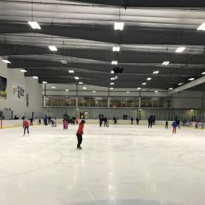 Sport ONE/Parkview Icehouse - Ice Skating in Fort Wayne