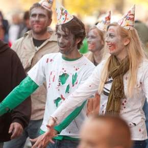 Fright Night Zombie Walk