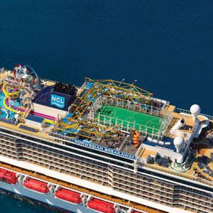 Norwegian Breakaway Cruise