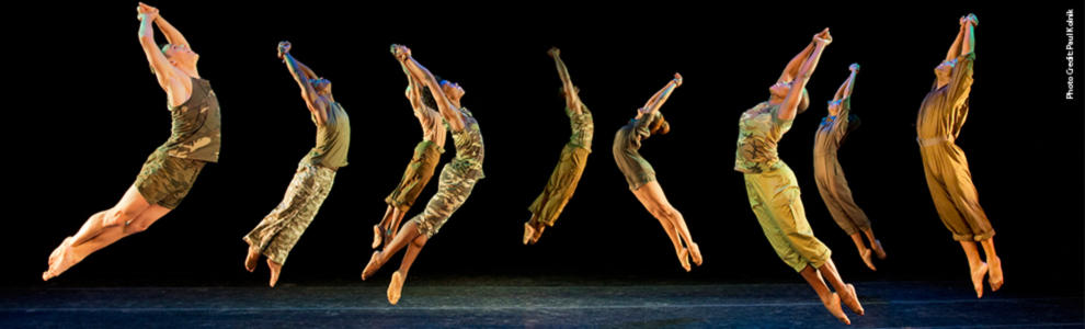 Alvin Ailey American Dance Theater Happens at NJPAC