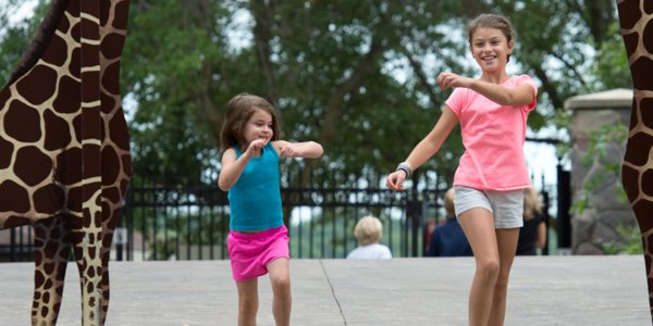 Family Fun at Henry Vilas Zoo