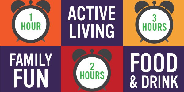 Madison in Minutes: Get Active