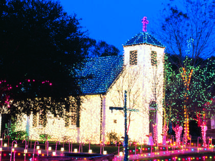 Cajun & Creole Christmas - Larc's Acadian Village