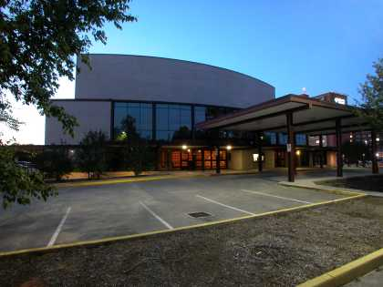 Hermann Performing Arts Center - Exterior