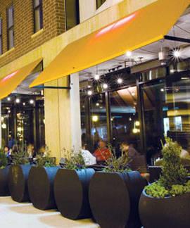 Restaurants Side Image