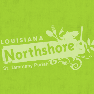 Louisiana Northshore Logo - Green