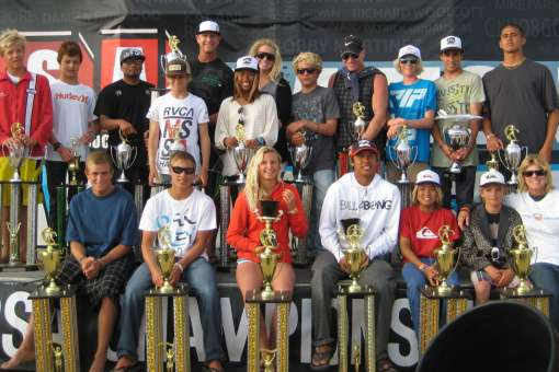 2010 NSSA National Chamionships Winners